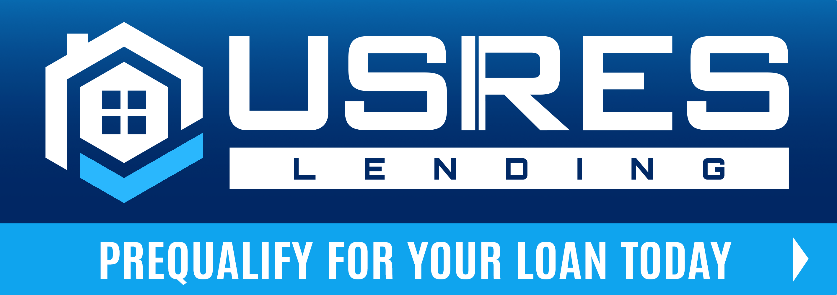 Get prequalified for your loan today with USRES Lending
